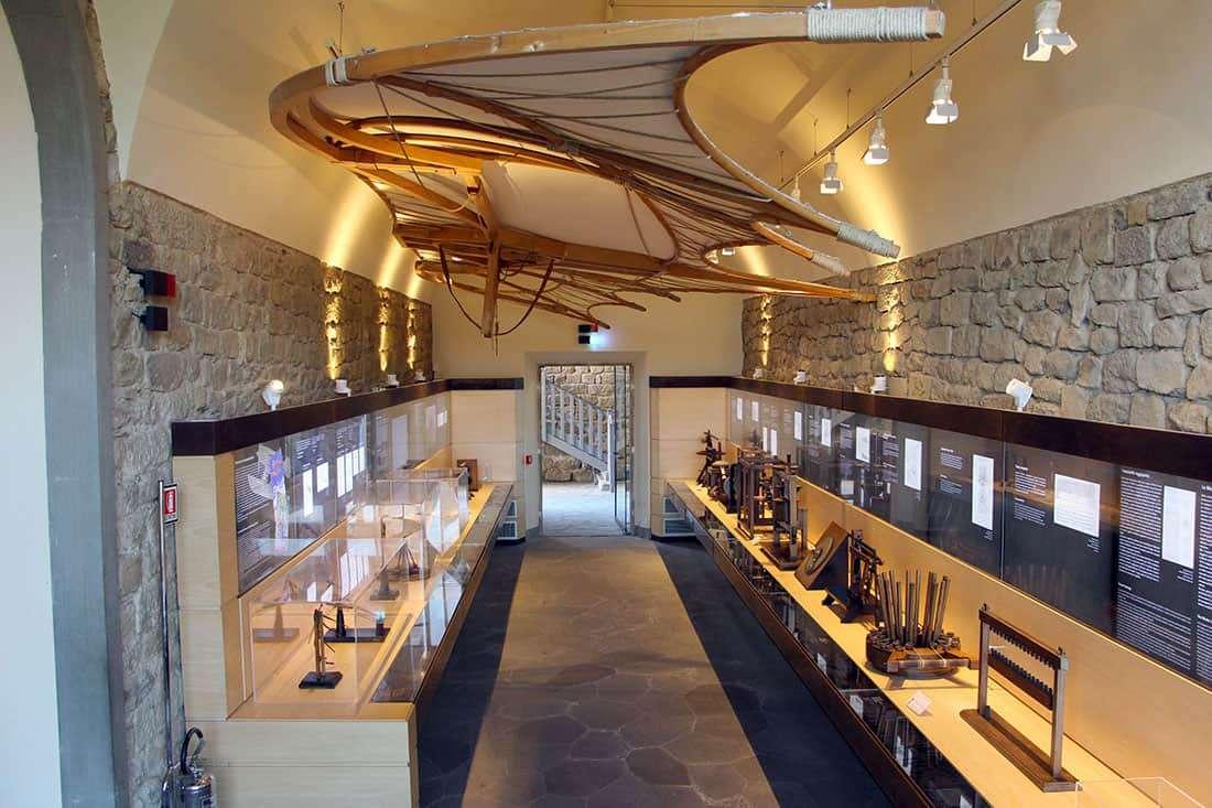 Vinci: Il Museo Leonardiano