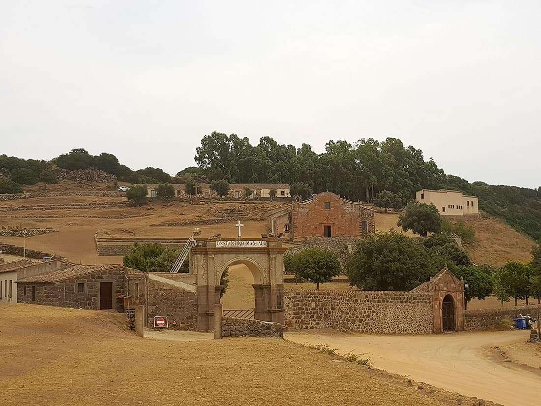 Il Santuario di_San Costantino
