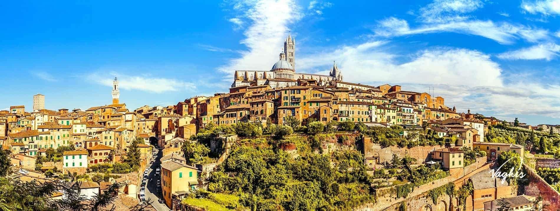 Siena - © Vaghis - viaggi & turismo Italia - Tutti-i-diritti riservati