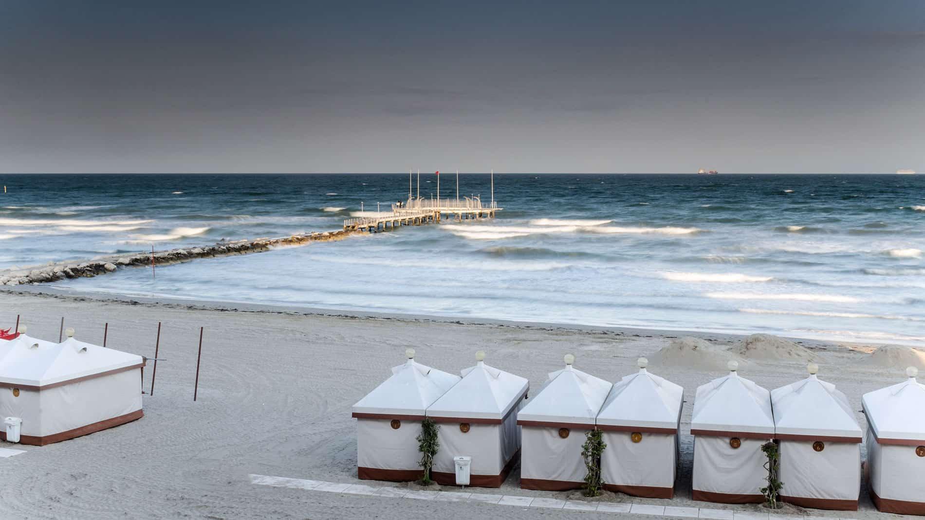 Lido di Venezia: Spiaggia