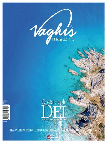 VAGHIS MAGAZINE 15 <br/> LUGLIO/AGOSTO 2019