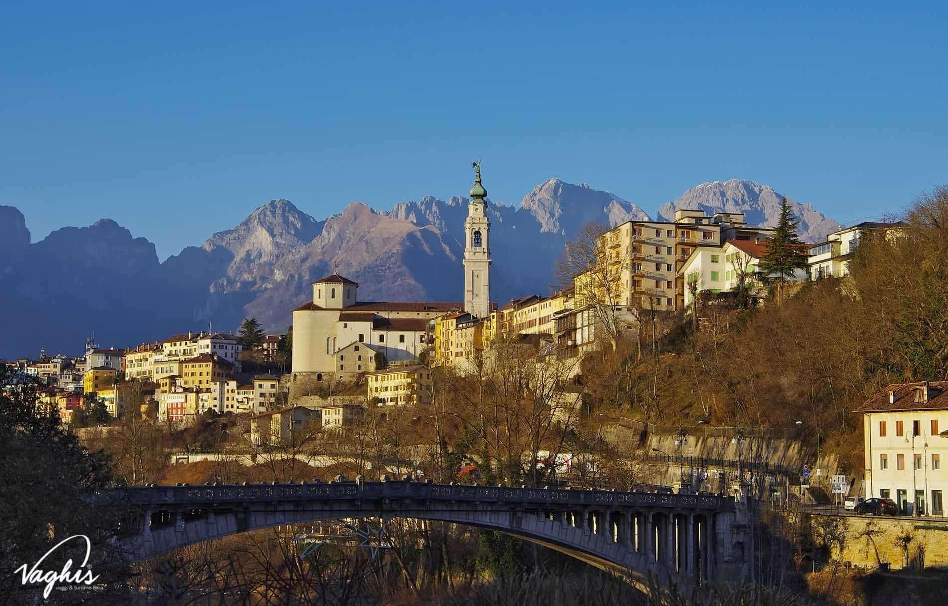 Belluno - © Vaghis - viaggi & turismo Italia - Tutti i diritti riservati