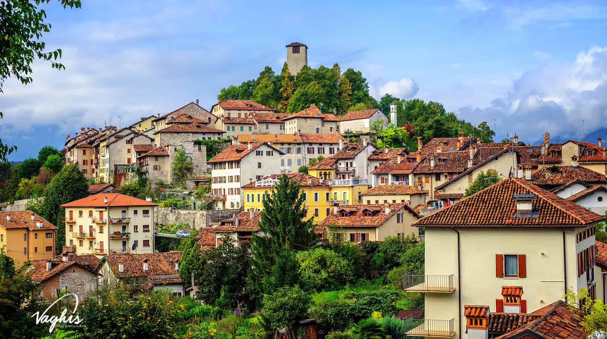 Feltre - © Vaghis - viaggi & turismo Italia - Tutti i diritti riservati