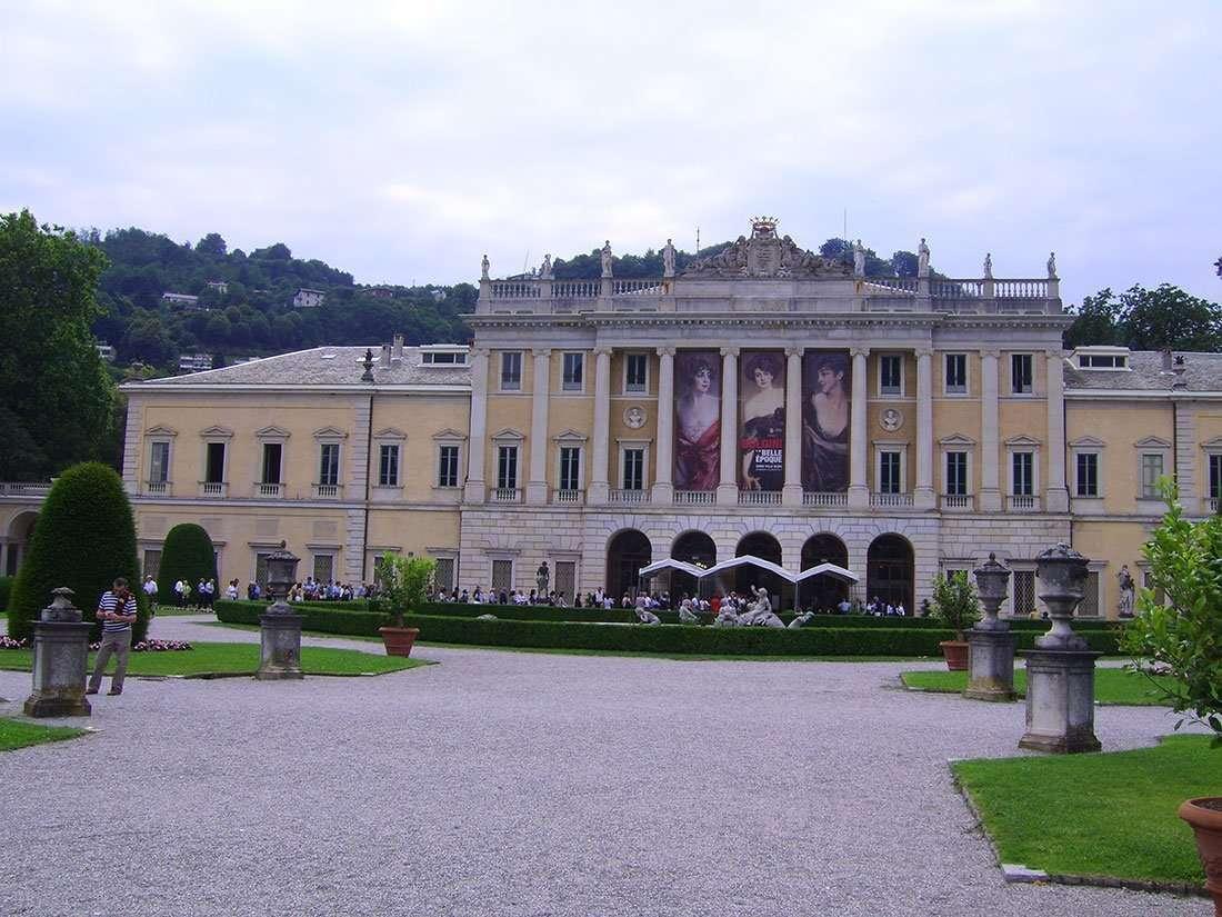 Como: Villa Olmo