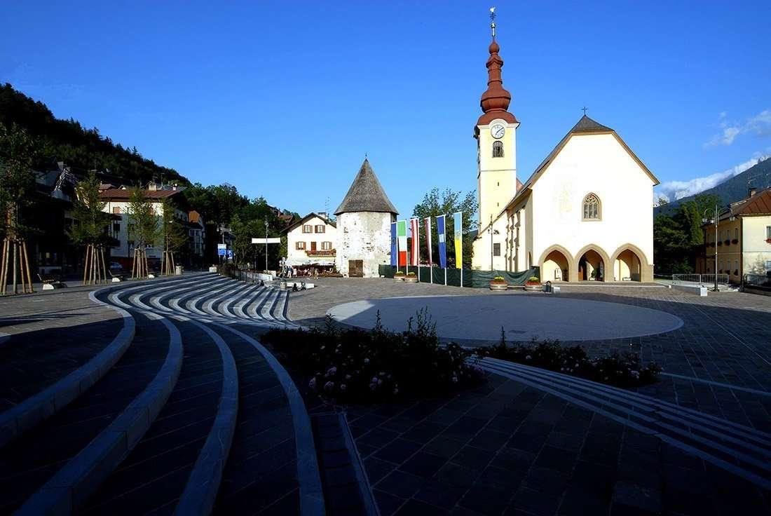 Tarvisio: Chiesa della Beata Vergine di Loreto