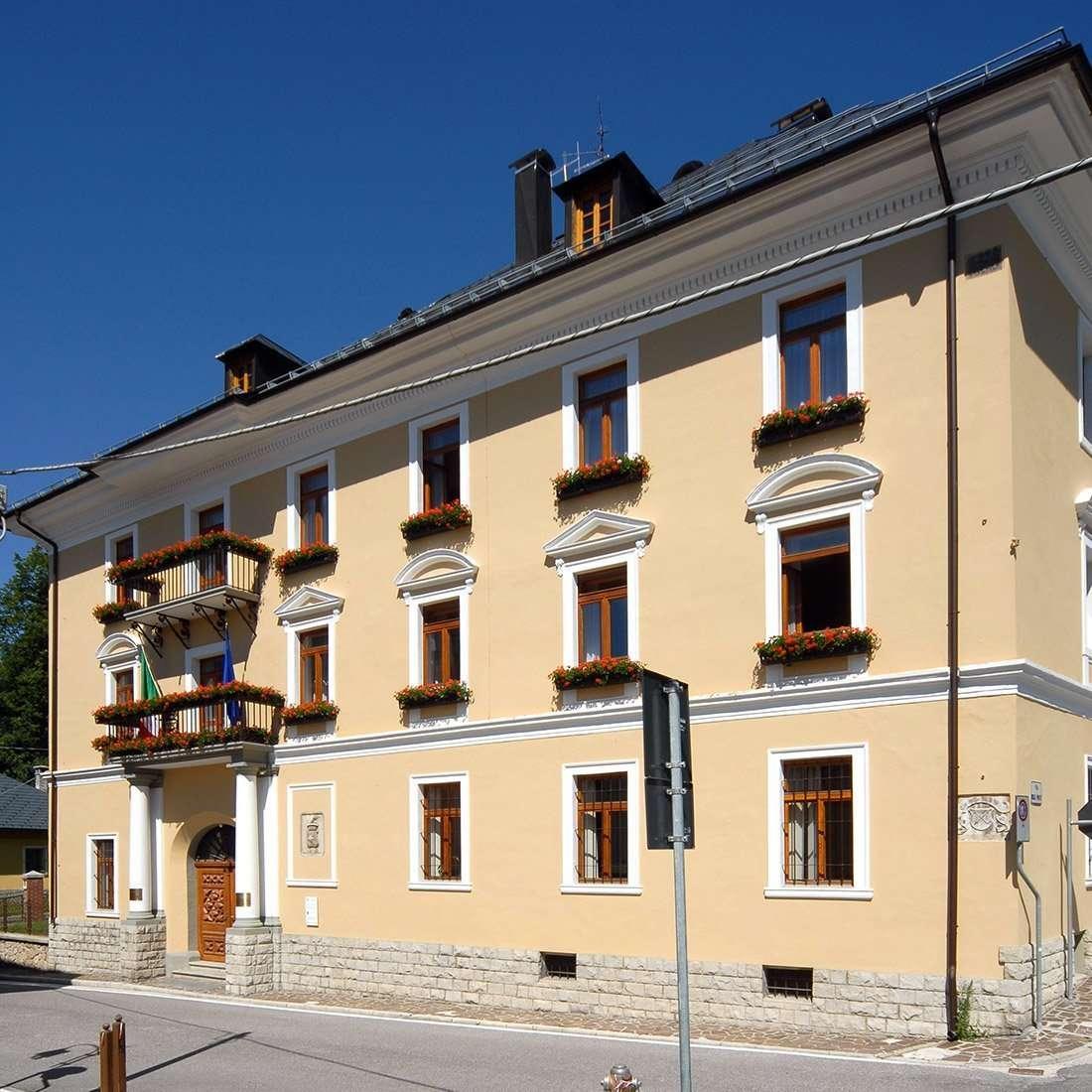 Tarvisio: Palazzo della Forestale