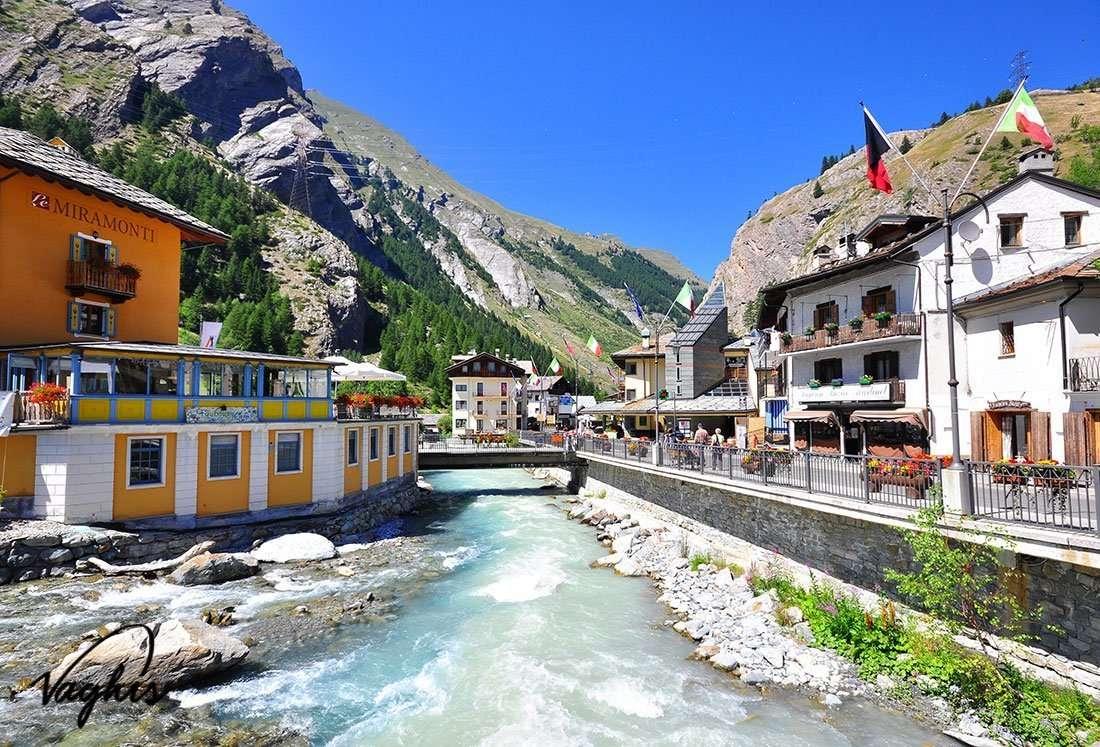 La Thuile - © Vaghis - Viaggi & turismo Italia - Tutti i diritti riservati