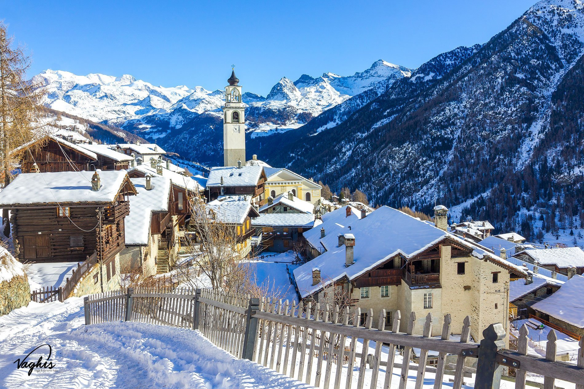 Antagnod - © Vaghis - Viaggi & turismo Italia - Tutti i diritti riservati