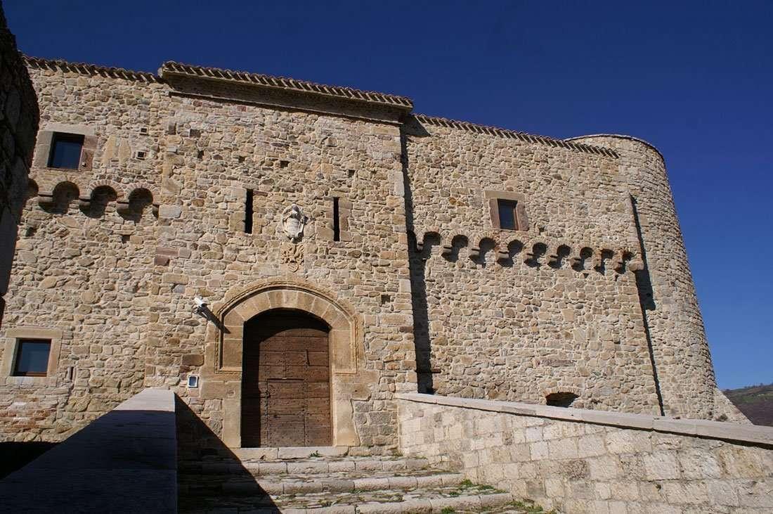 Castello di Civitacampomarano