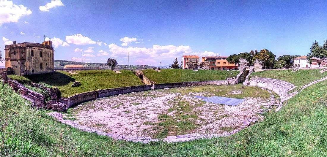 Larino - Anfiteatro