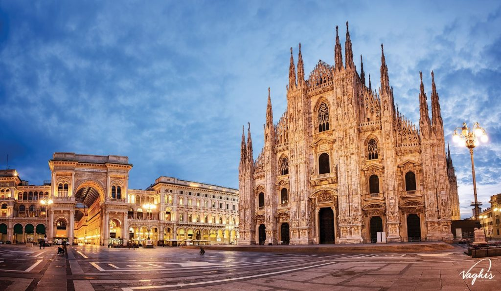 Milano - © Vaghis - Viaggi & turismo Italia - Tutti i diritti riservati
