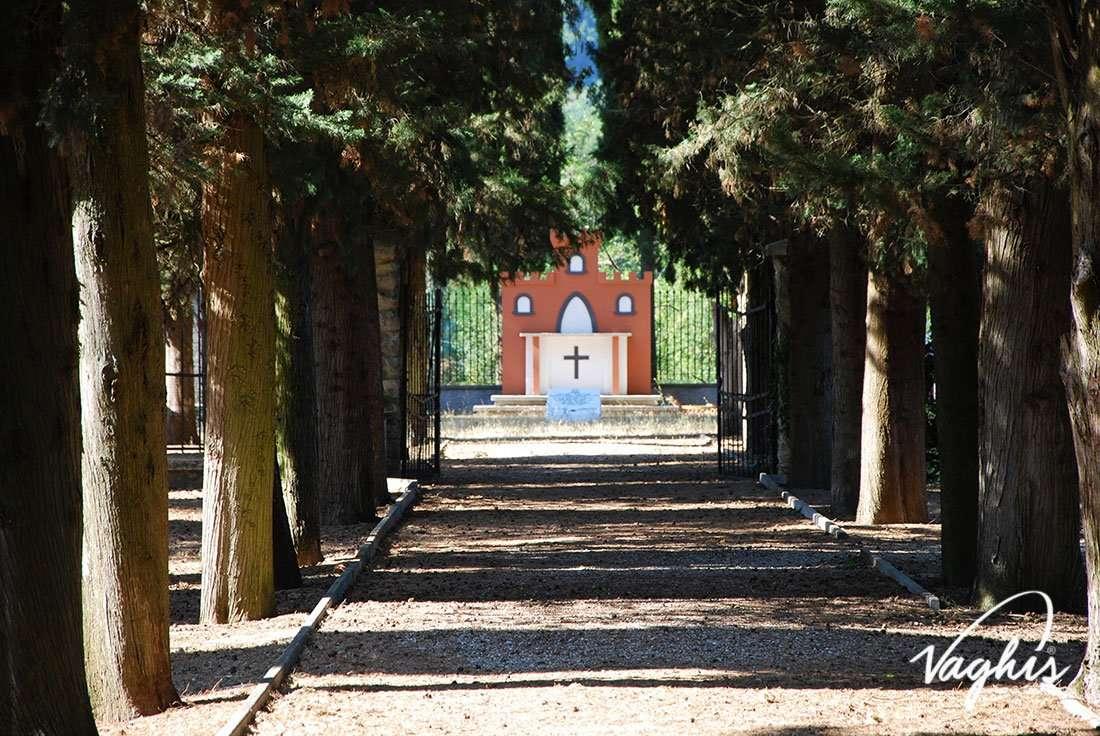 Linea Gotica - © Vaghis - Viaggi & turismo Italia - Tutti i diritti riservati