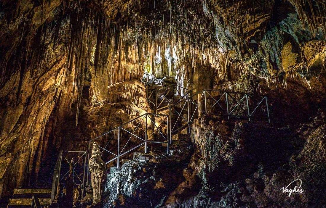 Maratea: Grotta delle Meraviglie - © Vaghis - Viaggi & turismo Italia - Tutti i diritti riservati