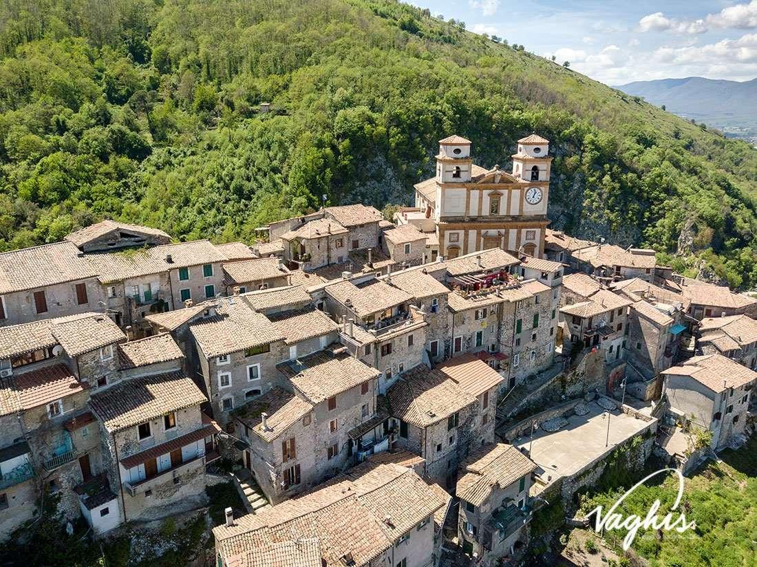 Artena - © Vaghis - Viaggi & turismo Italia - Tutti i diritti riservati