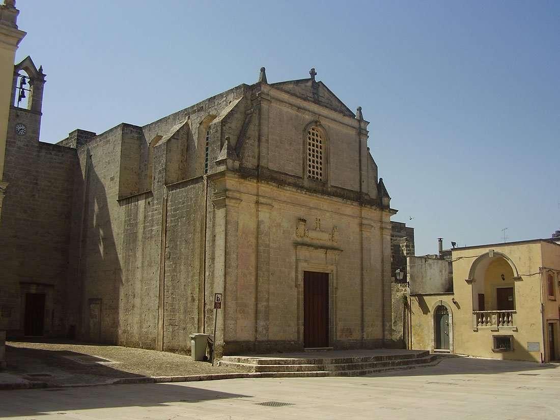 Andrano: Chiesa Madre