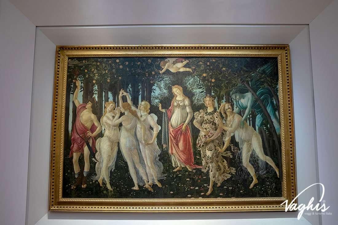 La Primavera di Botticelli - © Vaghis - Viaggi & turismo Italia - Tutti i diritti riservati