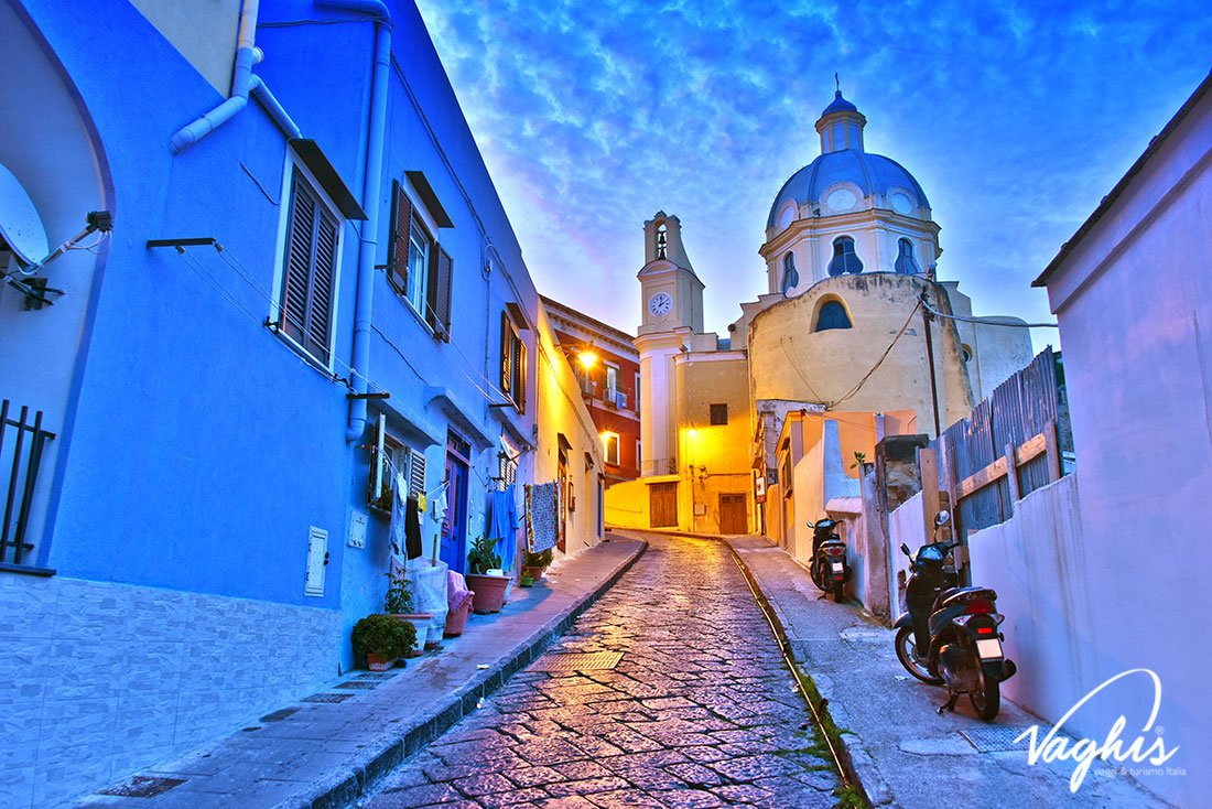 Procida - © Vaghis - Viaggi & turismo Italia - Tutti i diritti riservati
