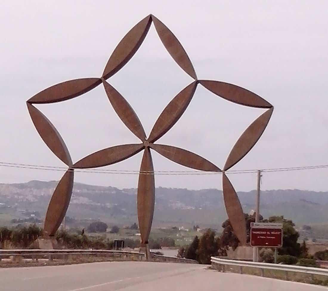 Gibellina - Stele di Consegra