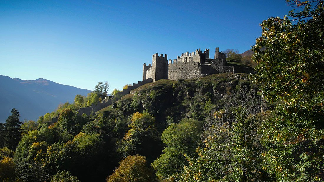 Grosio: Il Castello Nuovo