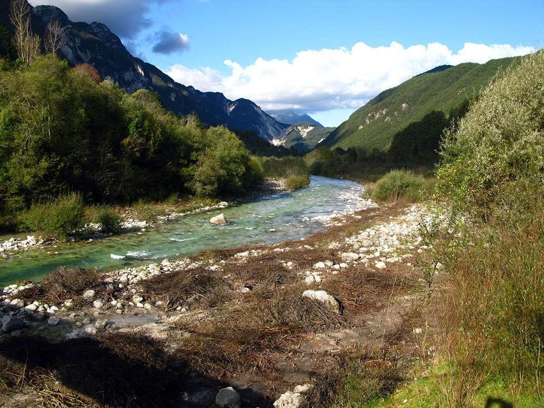 Venzone: Parco naturale delle Prealpi Giulie