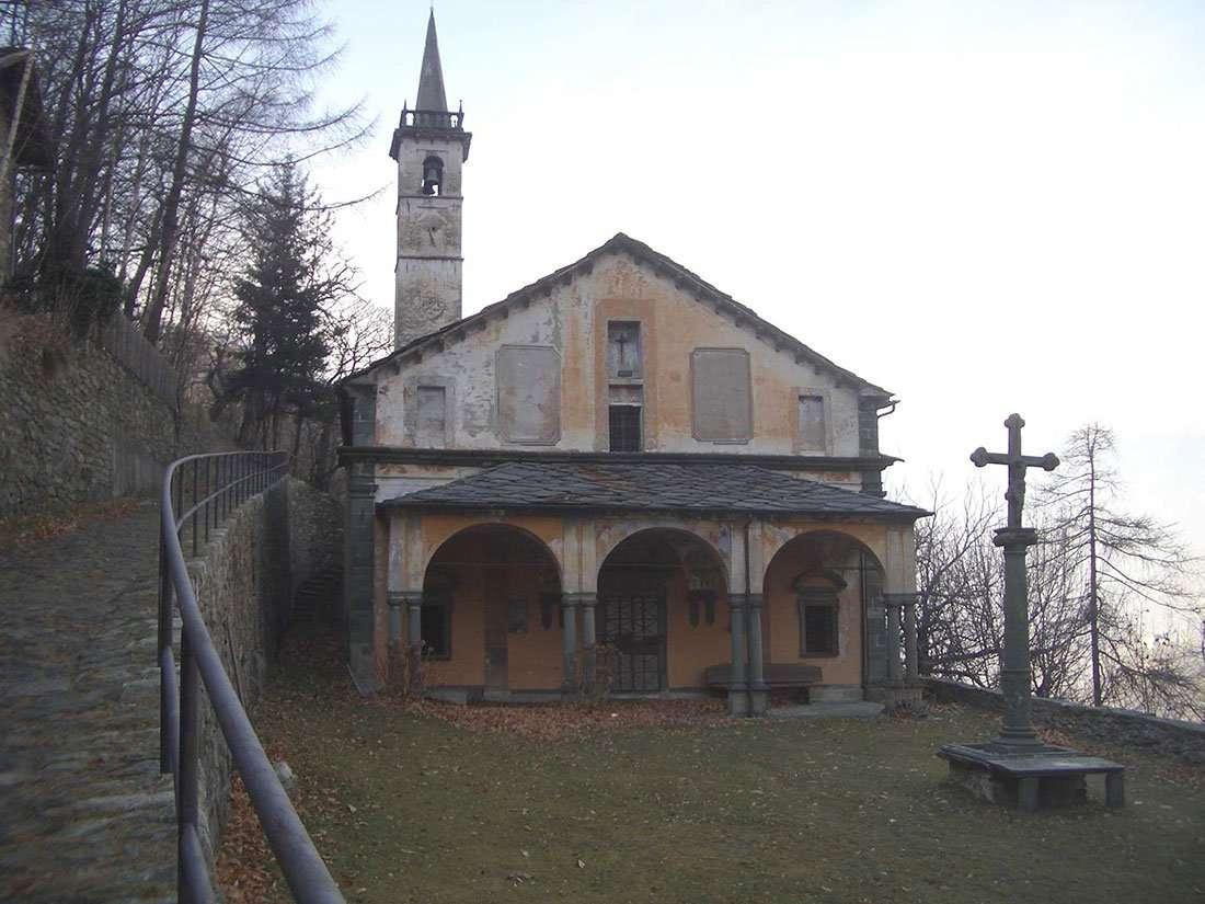 Santuario Machaby