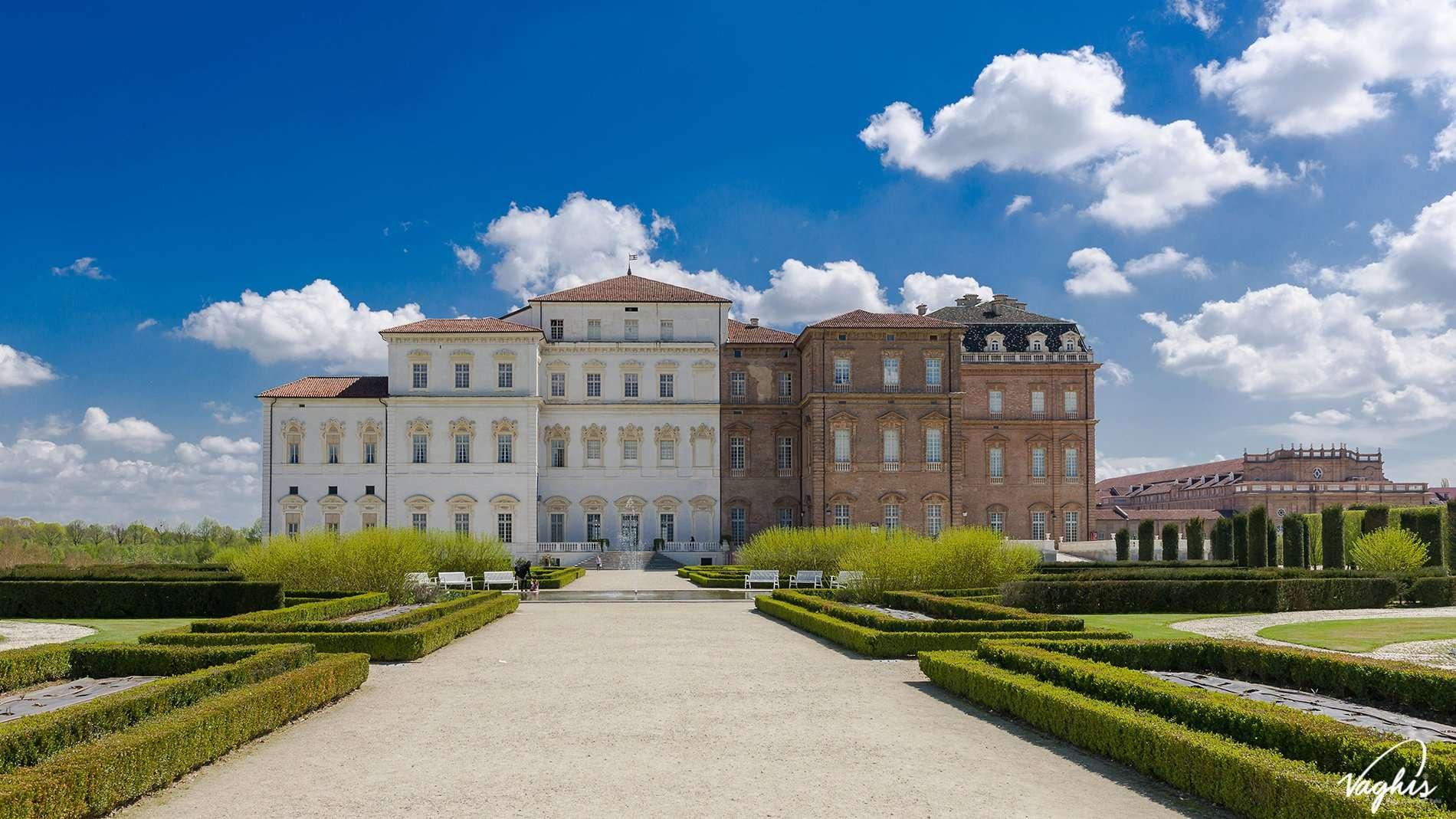 Venaria Reale - © Vaghis - Viaggi & turismo Italia - Tutti i diritti riservati