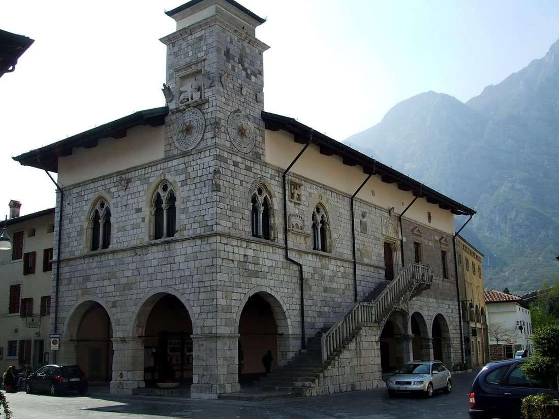 Venzone: Il Municipio