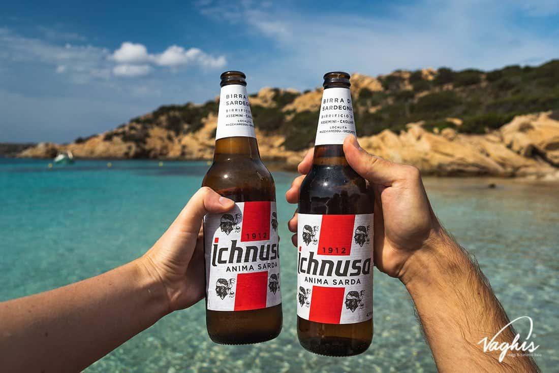 Birra Ichnusa - © Vaghis - Viaggi & turismo Italia - Tutti i diritti riservati