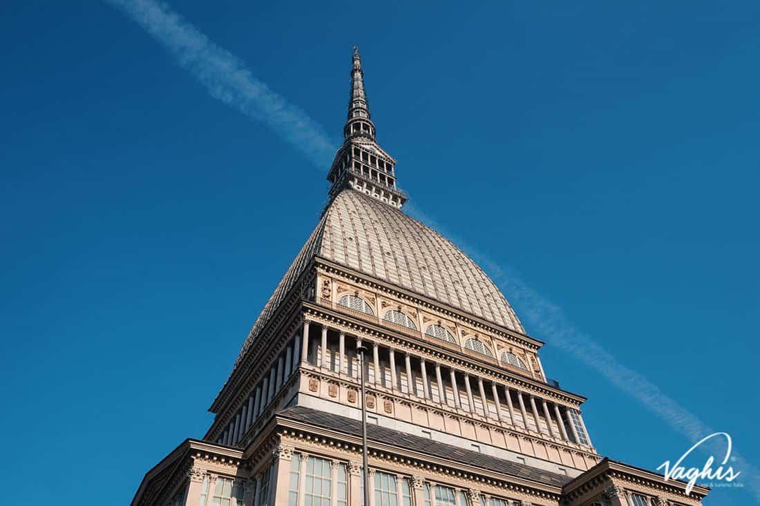 Mole Antonelliana - © Vaghis - Viaggi & turismo Italia - Tutti i diritti riservati