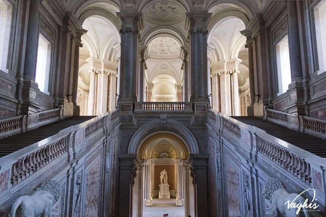 Reggia di Caserta - © Vaghis - Viaggi & turismo Italia - Tutti i diritti riservati