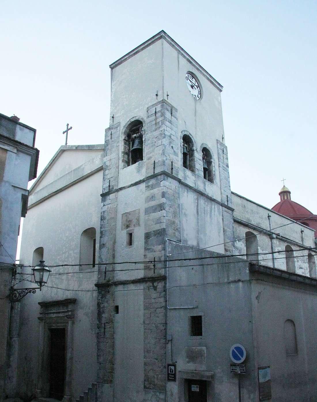 Vico del Gargano - Chiesa della Beatissima Vergine Assunta