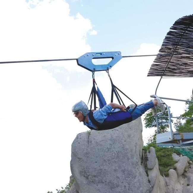 Il Volo dell'Angelo - © Vaghis - Viaggi & turismo Italia - Tutti i diritti riservati