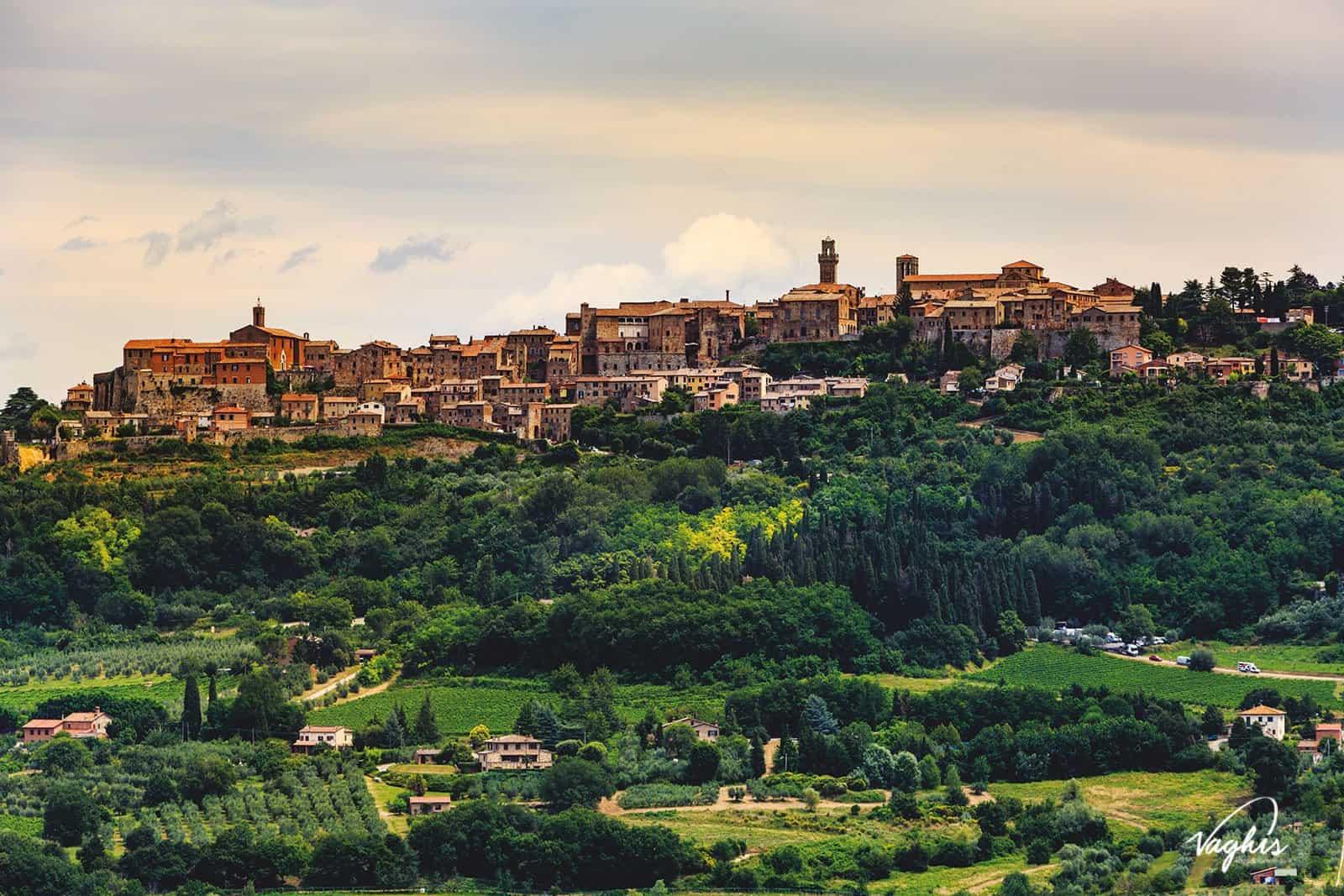 Montepulciano - © Vaghis - Viaggi & turismo Italia - Tutti i diritti riservati