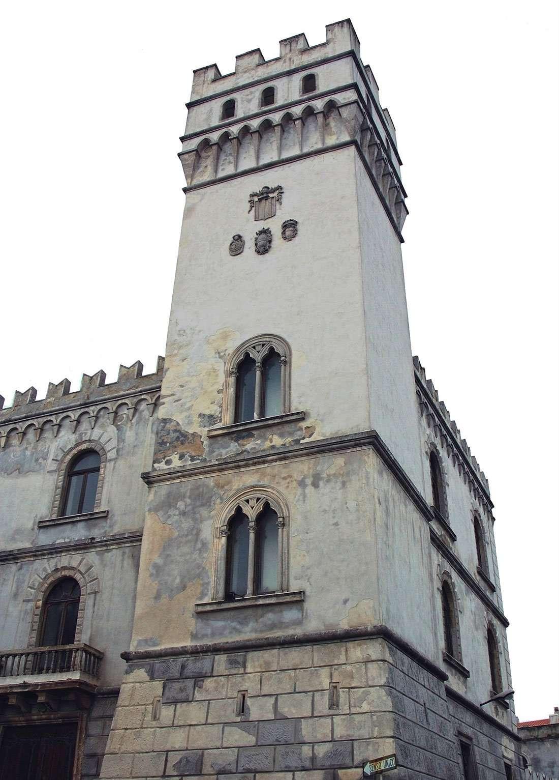 Vico del Gargano - Palazzo della Bella