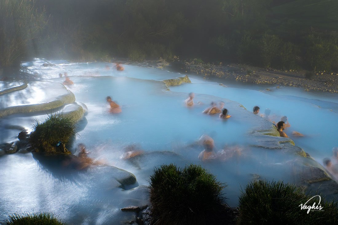 Terme di Saturnia- © Vaghis - Viaggi & turismo Italia - Tutti i diritti riservati