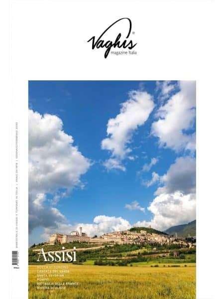 VAGHIS MAGAZINE 18 GENNAIO/FEBBRAIO 2020