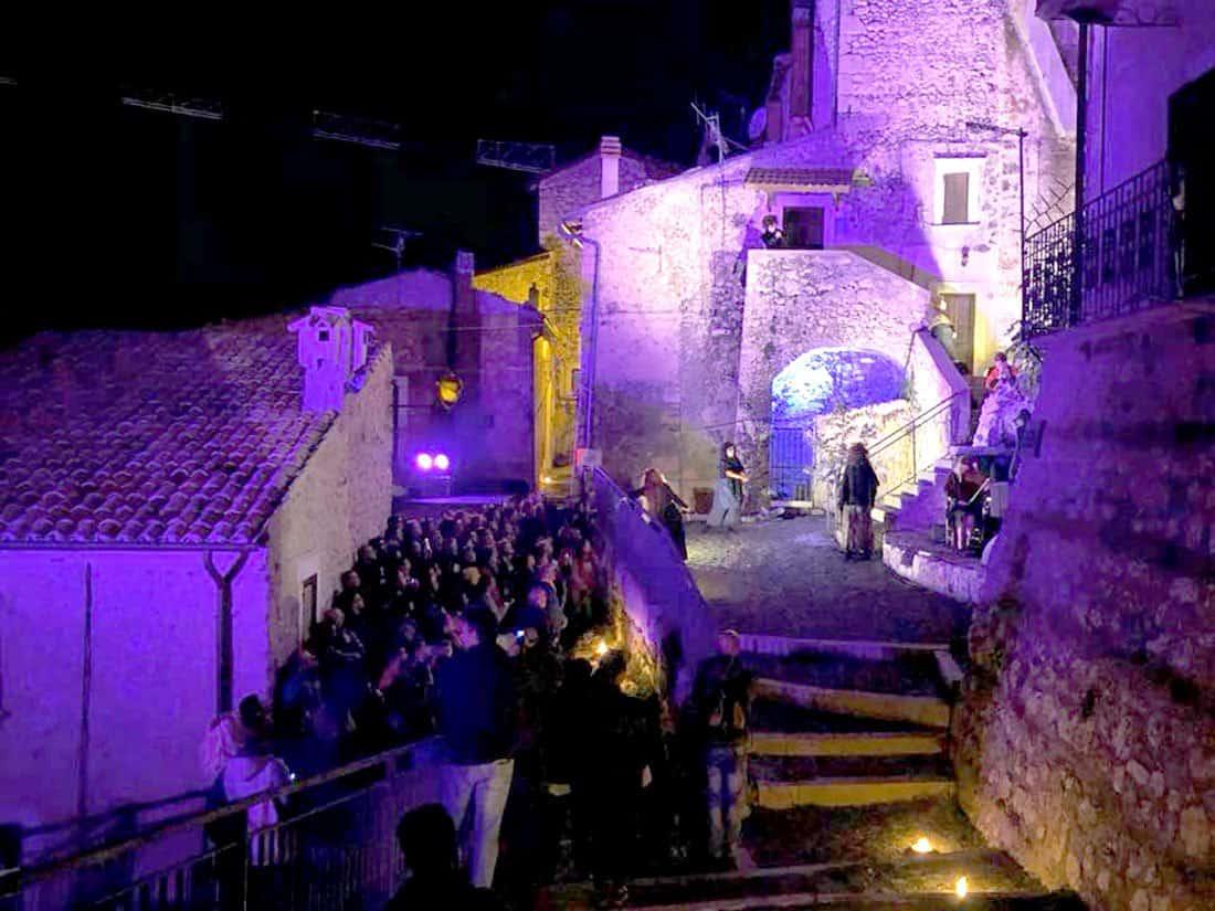 Castel del Monte: Notte delle streghe