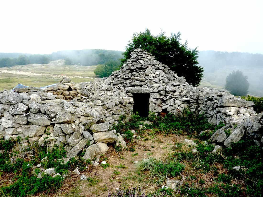 Abbateggio: sito archeologico