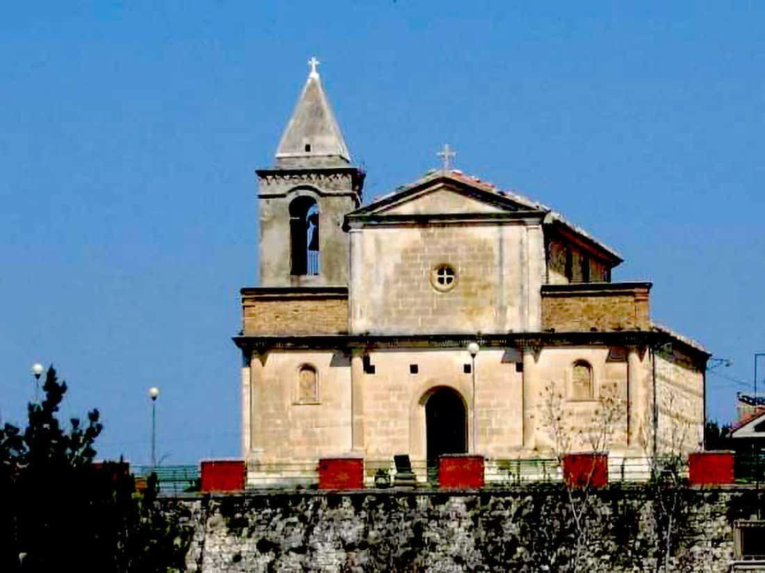 Abbateggio: Chiesa Madonna dell´Elcina
