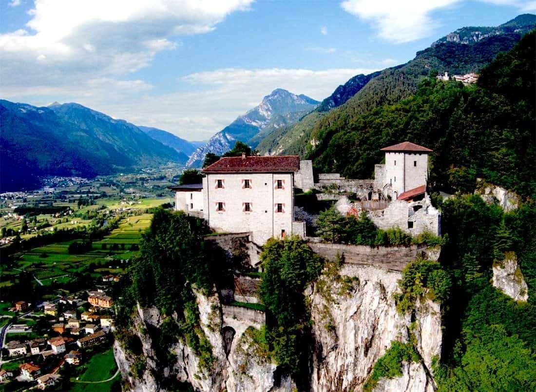 Bondone: Castello