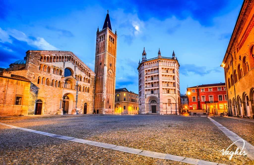 Parma - © Vaghis - Viaggi & turismo Italia - Tutti i diritti riservati