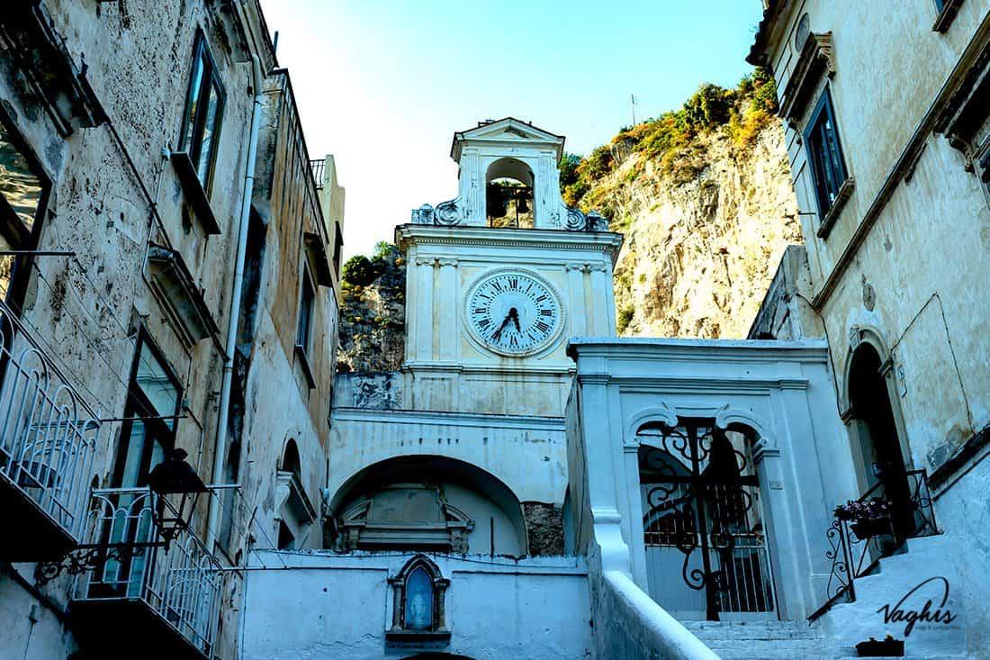 Atrani: chiesa di S. Salvatore de Birecto