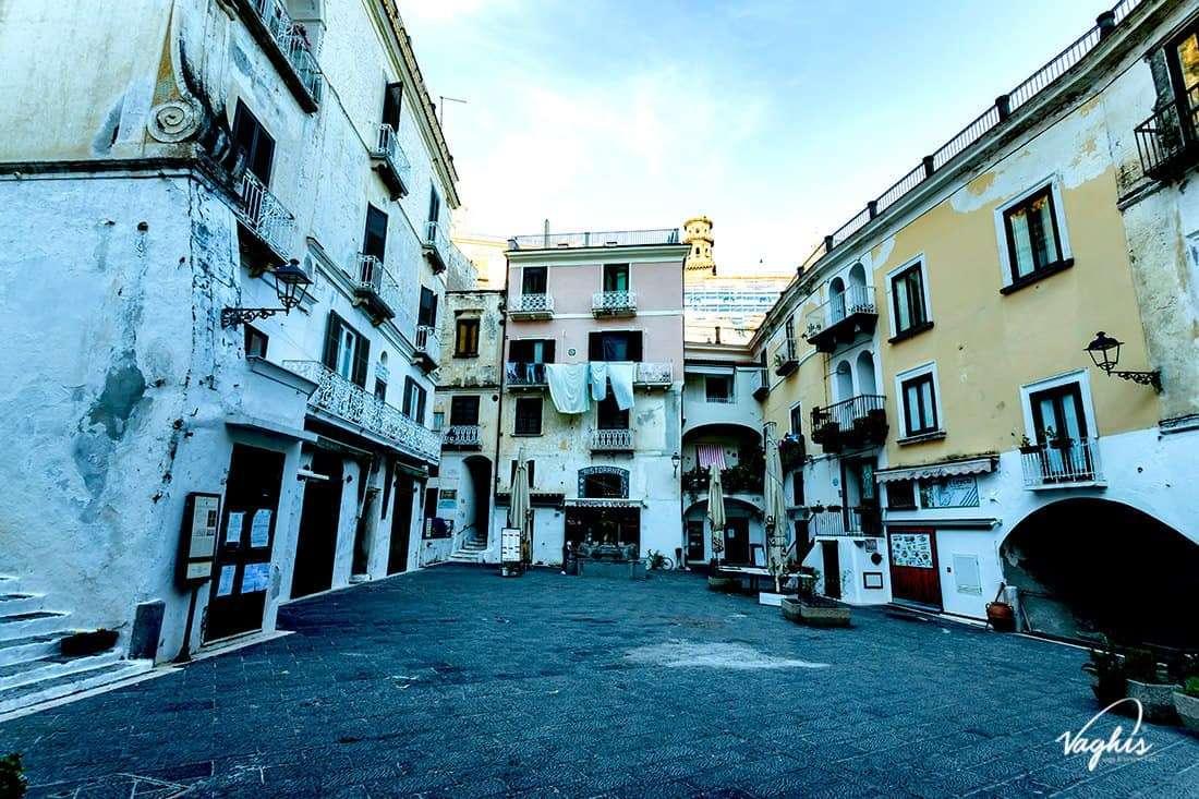 Atrani: centro storico