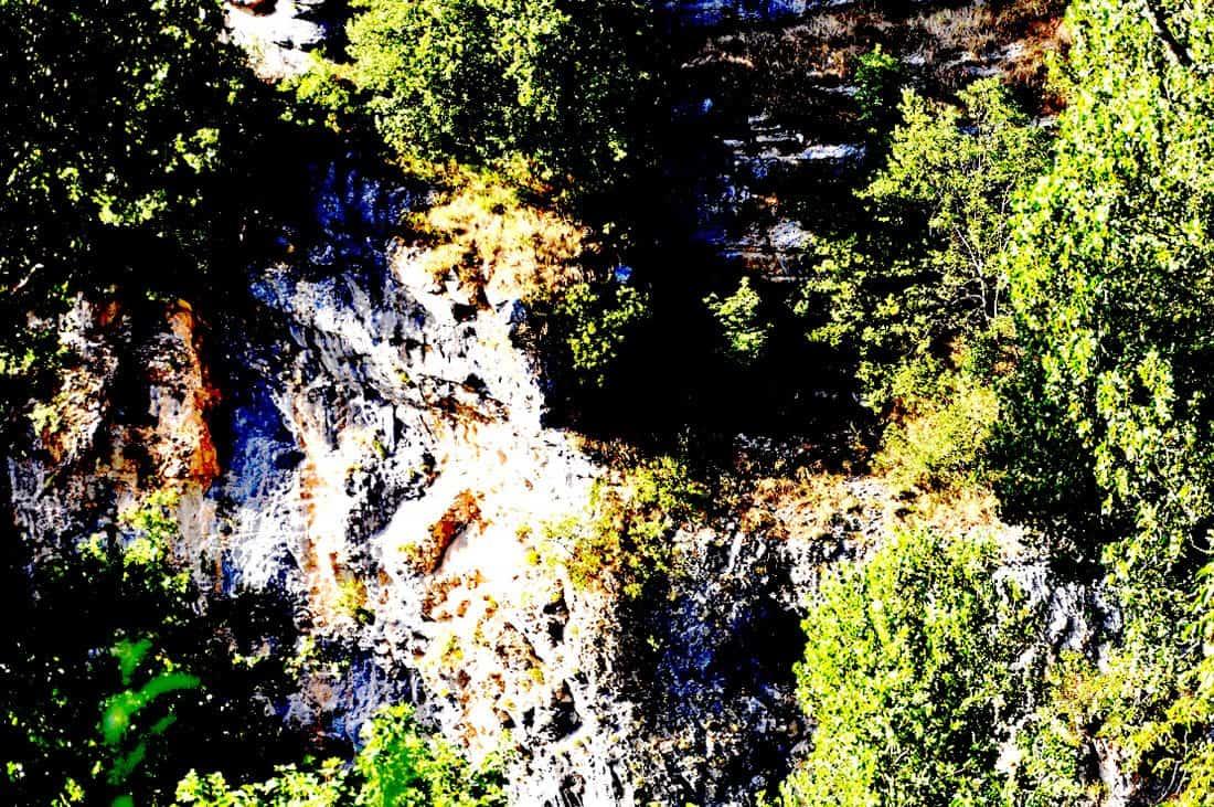 Caramanico Terme: Sentiero delle Scalelle