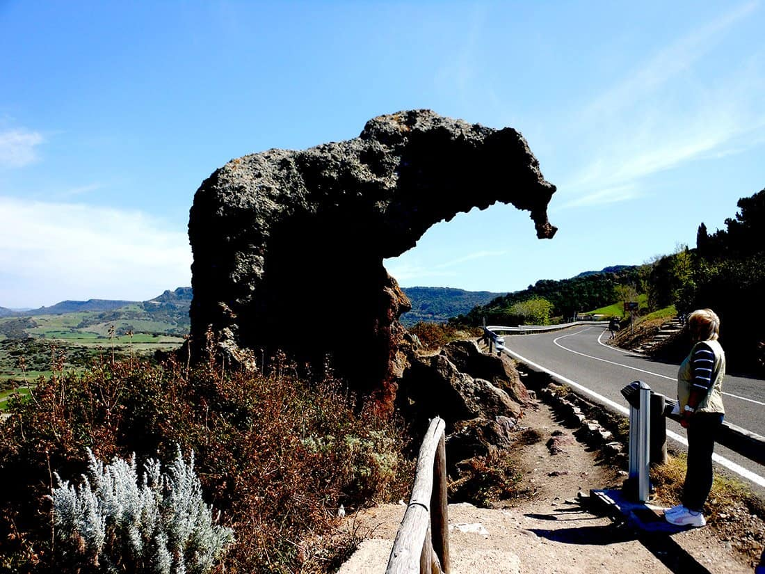 Castelsardo - Roccia dell'Elefante