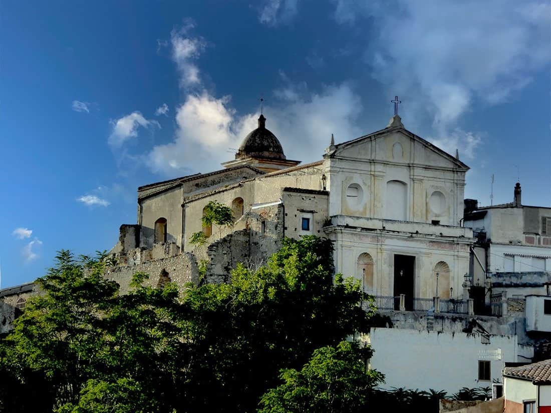 Caulonia: chiesa Santo Rosario