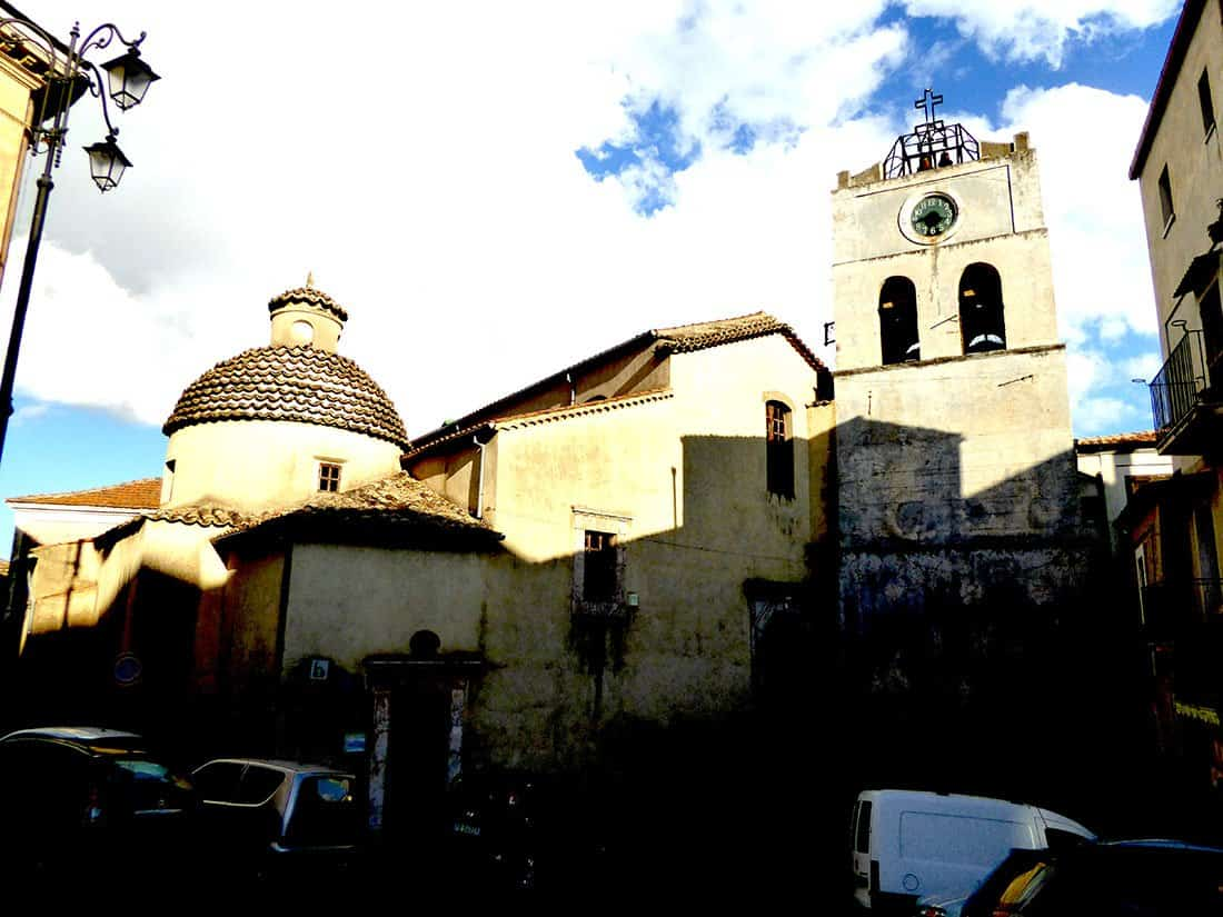 Caulonia: chiesa Matrice