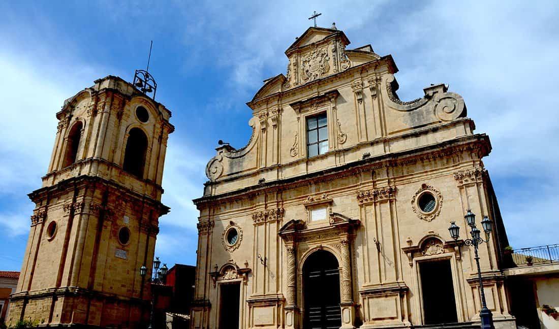 Militello in Val di Catania: Chiesa di Santa Maria della Stella