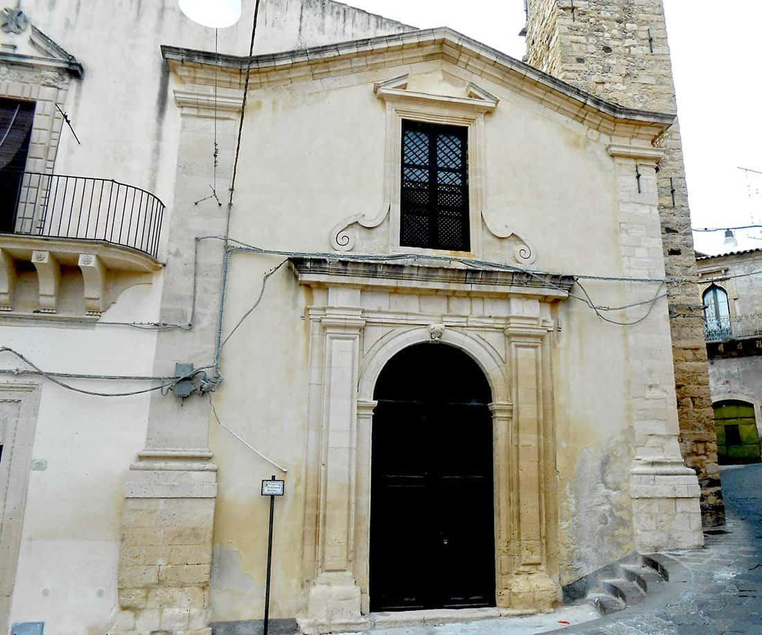 Militello in Val di Catania: Chiesa di San Giovanni Battista