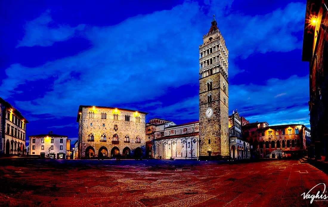 Pistoia: Piazza del Duomo